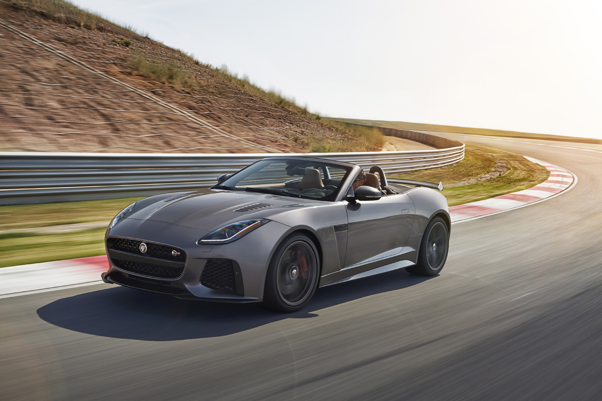 Jaguar F-Type SVR (22)