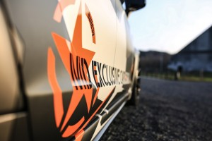 M&D exclusive cardesign Mercedes-Benz CLS 500 Stealth