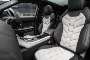 Project Kahn Range Rover Evoque Black Label Ediiton
