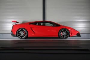 WheelsandMore Lamborghini Gallardo SuperTrofeo LP 570-4