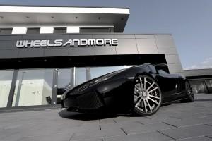 WheelsandMore Lamborghini Gallardo Superleggera