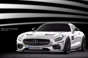 RevoZport AMG GTS-RZ Mercedes-AMG GT S