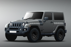 "Chelsea Jeep Wrangler ""Black Hawk"" Edition Preview"