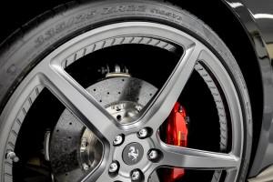 Ferrari F12Berlinetta with Fondmetal Signature Series FMS 07 Forged Wheels