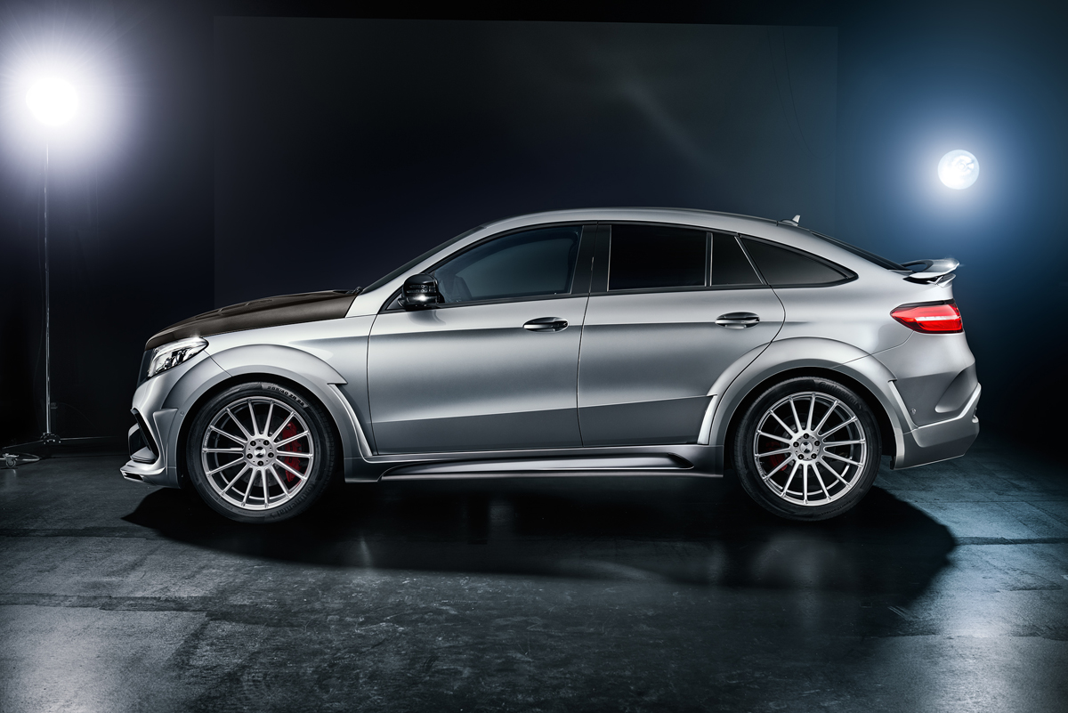 the amg gle 63 s by hamann motorsport is all about power. Black Bedroom Furniture Sets. Home Design Ideas