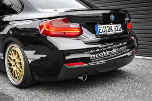 McChip-DKR MC320 BMW 220i