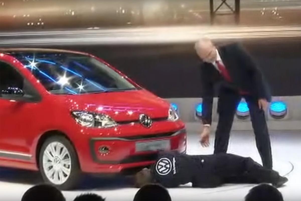 Friday FAIL Volkswagen Protest
