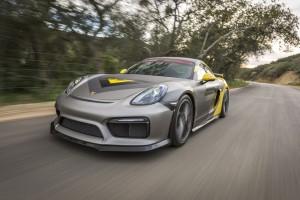 Vorsteiner Porsche Cayman GT4 (6)