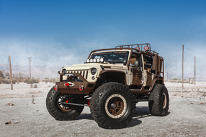 Starwood Motors 2015 Jeep Wrangler