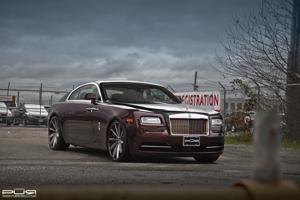 Rolls Royce Wraith PUR LX15