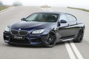 G-Power BMW M6 Gran Coupe