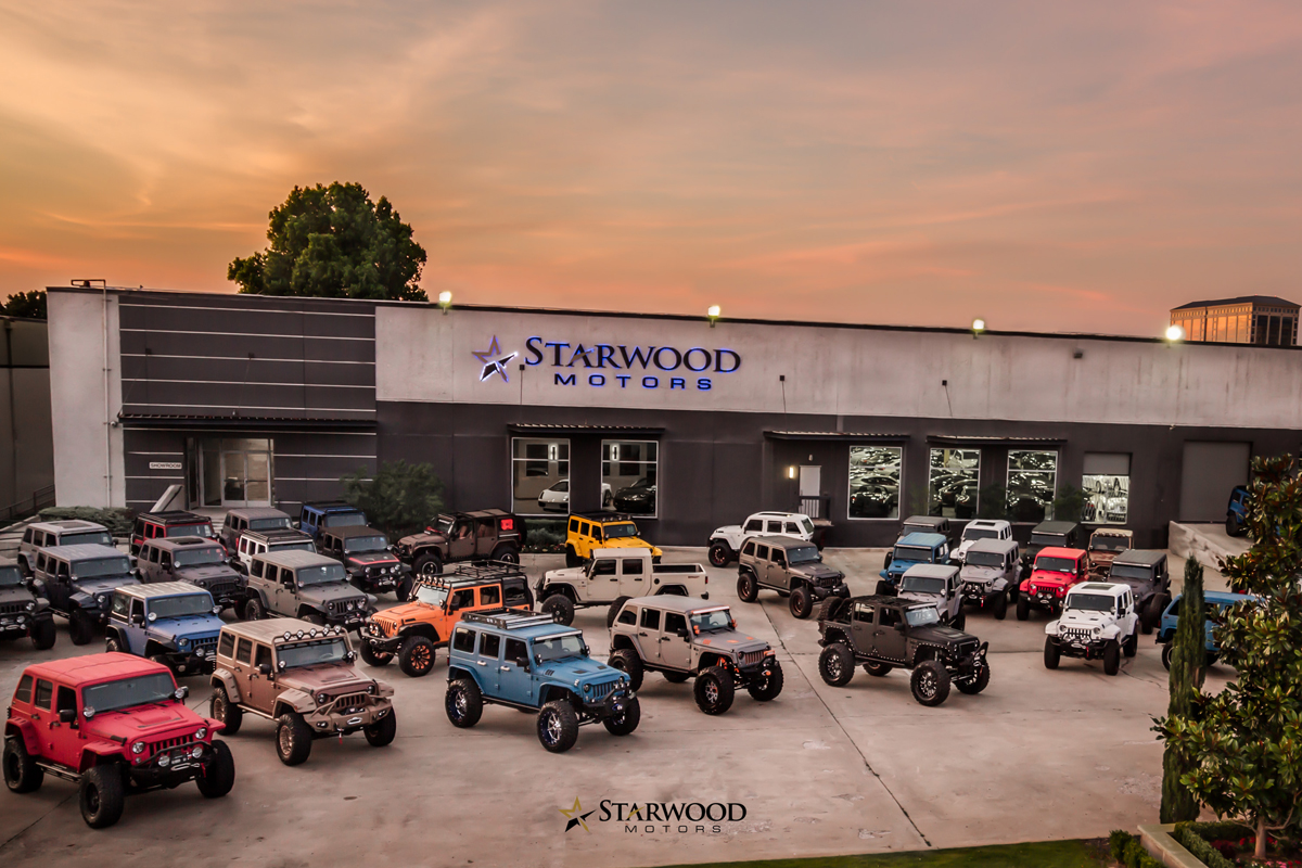 The Exclusive Interview With Davis Speight Of Starwood Motors