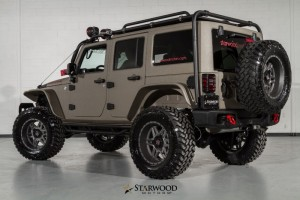 Starwood Motors Jeep Wrangler Rubicon SEMA