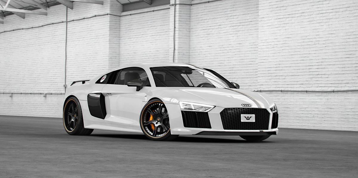 WheelsandMore Audi R8 V10 Plus B3AST³