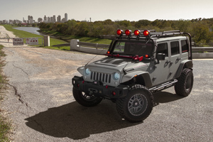 Starwood Motors Jeep Wrangler Center Line Alloy LT2 Wheels