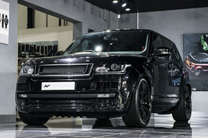 Range Rover Vogue RS