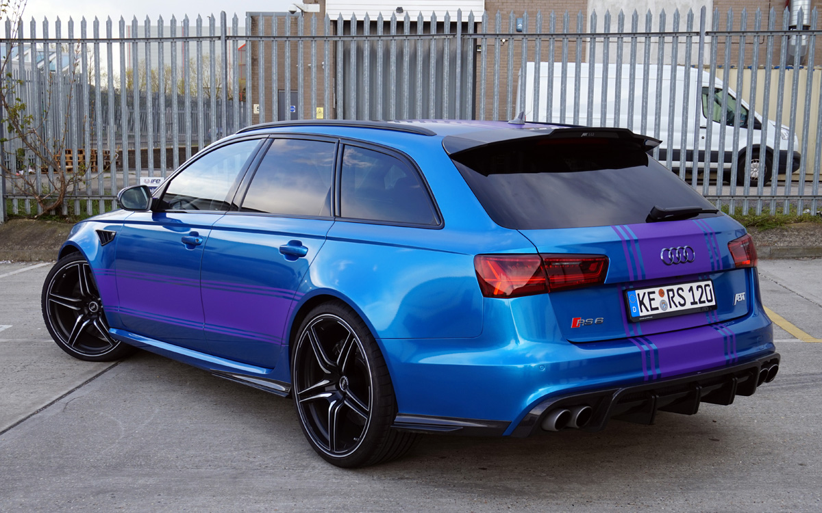 ABT Sportsline RS6 1 of 12 Shmee150 Gumball 3000