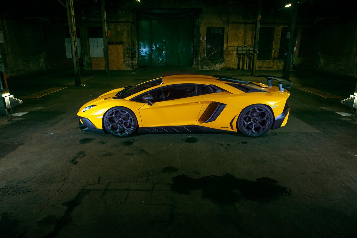 Novitec Torado Lamborghini Aventador LP 750-4 SV