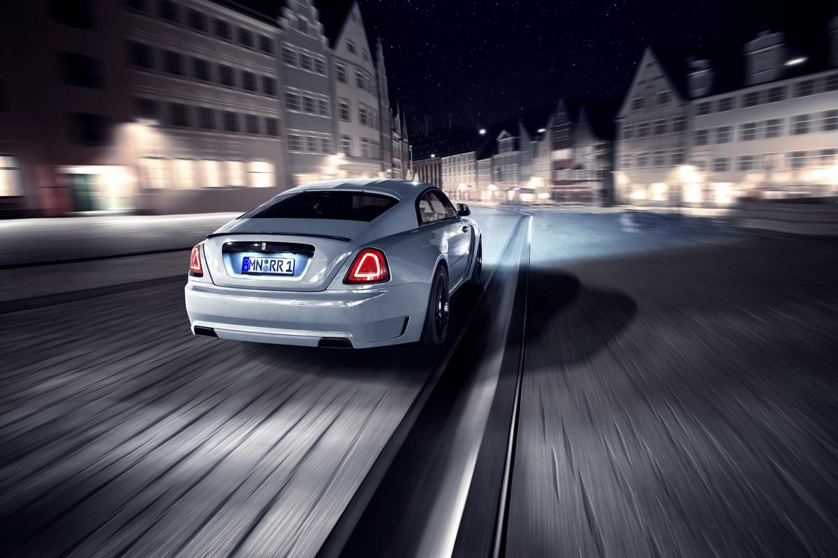 Spofec Overdose Rolls Royce Wraith (20)