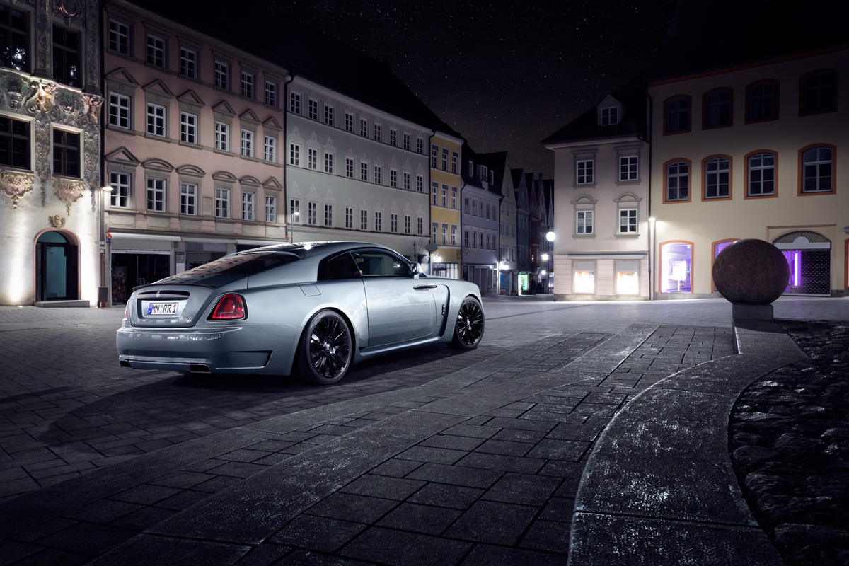 Spofec Overdose Rolls Royce Wraith (21)