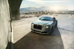 Spofec Overdose Rolls Royce Wraith (25)
