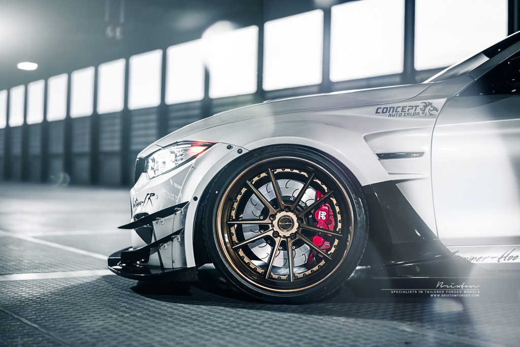 Featured Fitment Varis Bmw M4 W Brixton Forged M51 Wheels