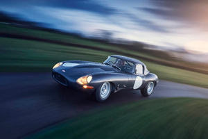Harniman Photographer Jaguar E-Type Lightweight