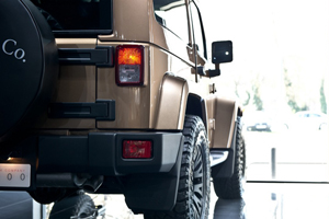 Chelsea Truck Company CJ300 Adventure