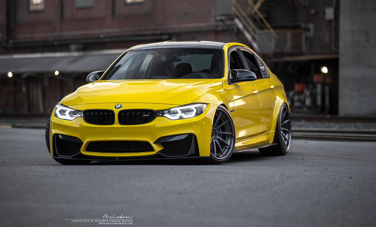 Bmw m4 cs rims