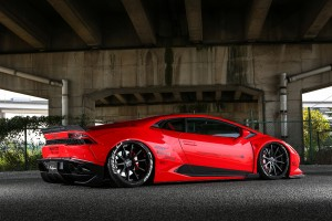 Liberty Walk Lamborghini Huracan Widebody Kit