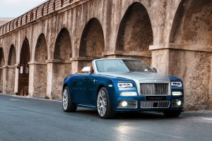 Mansory Rolls Royce Dawn