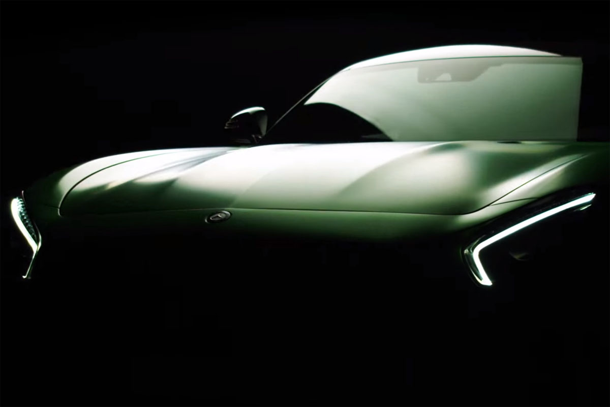 Mercedes-AMG GT R Preview