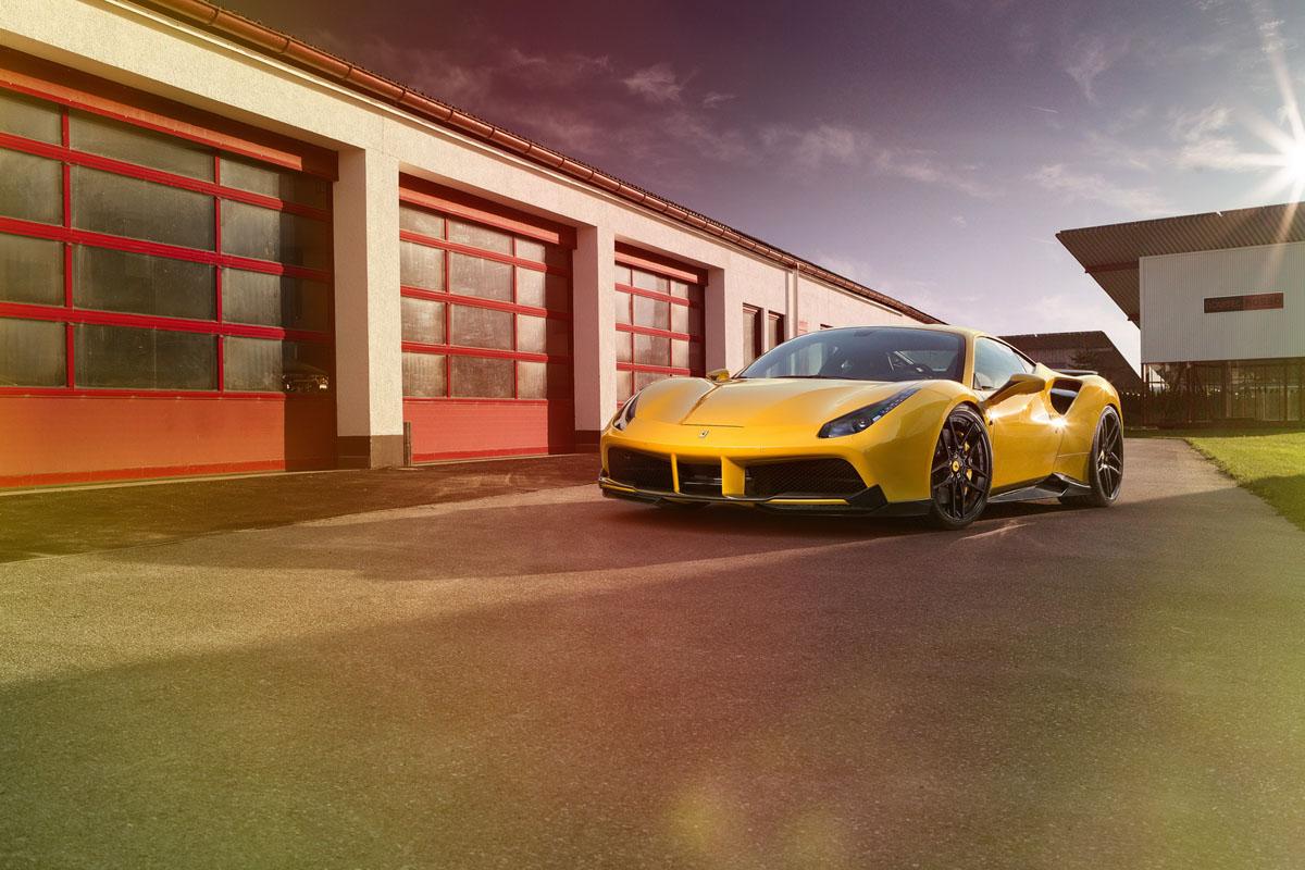 Novitec Rosso Ferrari 488 GTB (24)
