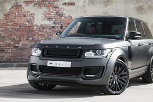 Project Kahn Range Rover Autobiography Pace Car