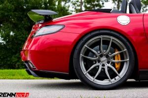 RENNtech Mercedes-Benz SLS AMG Final Edition Roadster
