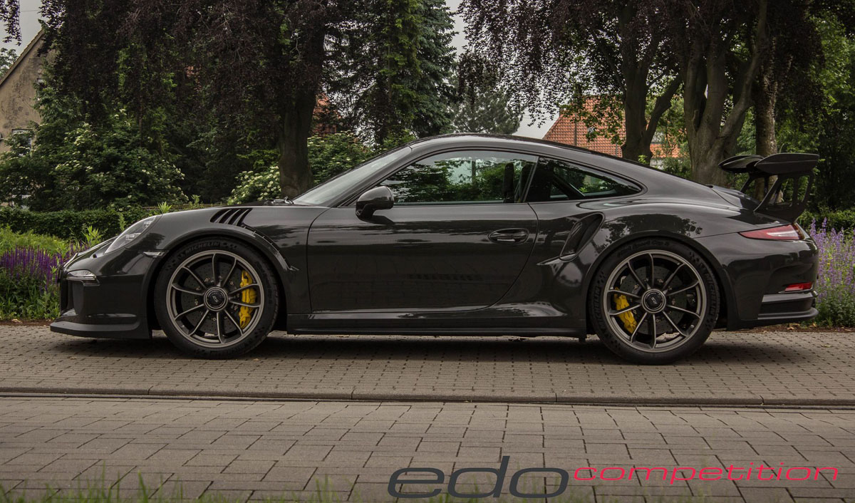 Edo Competition Gives The Porsche 911 Gt3 Rs More Carbon