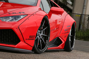 Liberty Walk Huracan