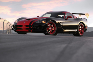 Dodge Viper 25th Anniversary Limited Editions