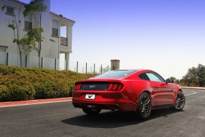 Ford Mustang GT with Vorsteiner V-FF 105 Flow Forged Wheels