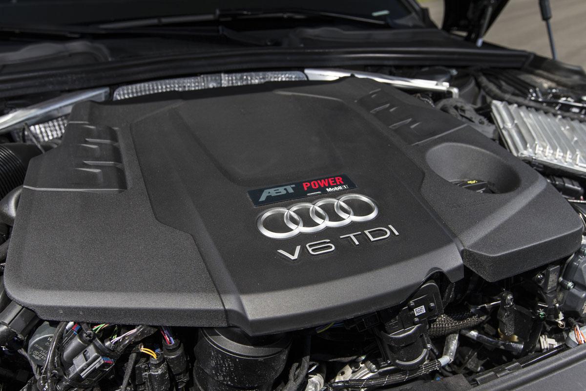 ABT Sportsline AS4 B9 Audi A4