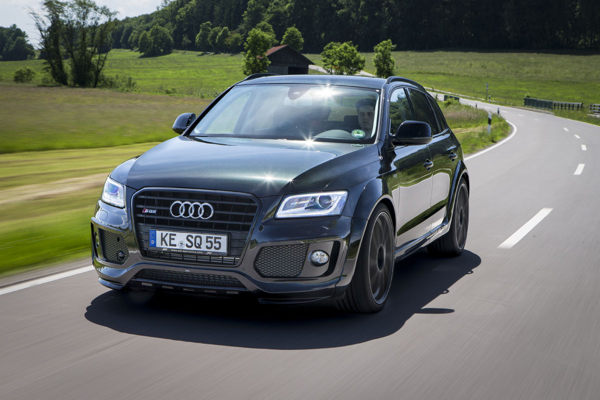 abt sportsline gets dirty with the audi sq5 tdi. Black Bedroom Furniture Sets. Home Design Ideas