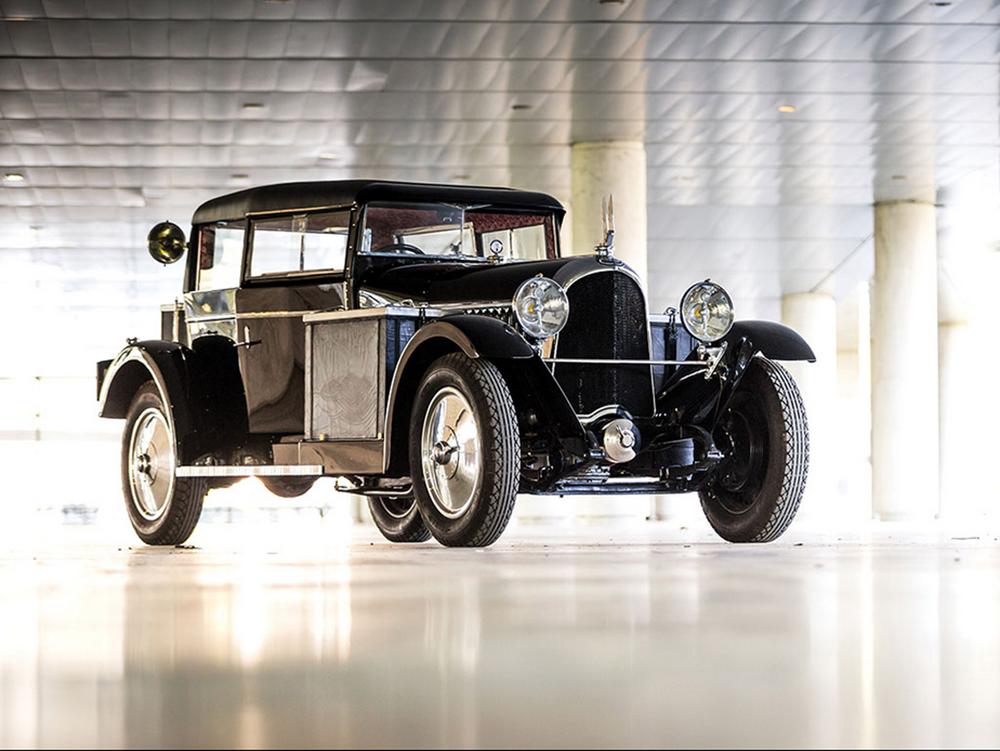 1927 Avions-Voisin C14 Lumineuse