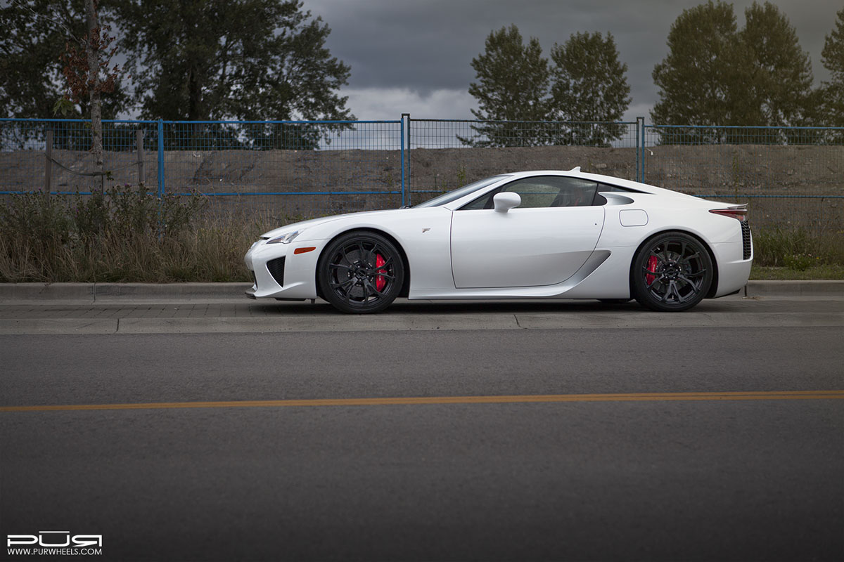 Lexus LFA PUR RS04 Wheels
