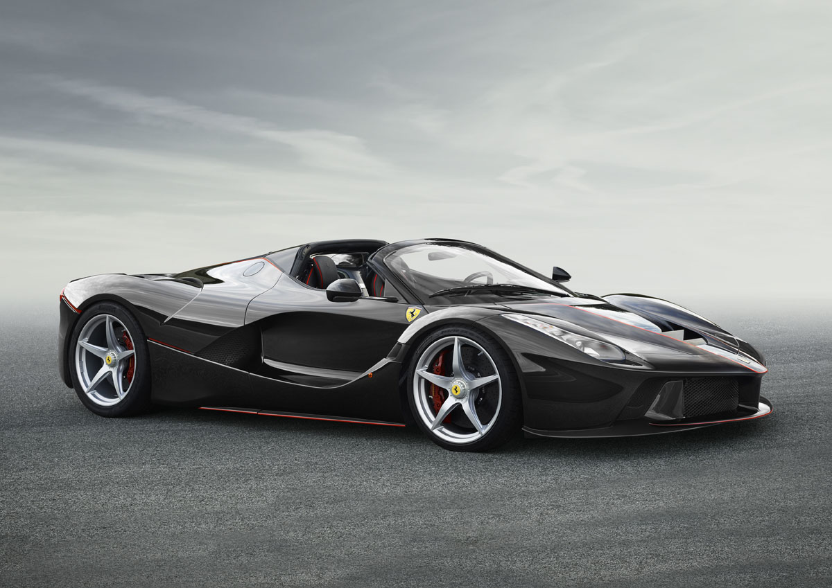 Limited Edition Ferrari LaFerrari Spider