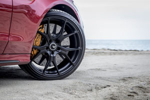 Vorsteiner V-FF 103 Wheels on Mercedes-AMG C63 S Sedan