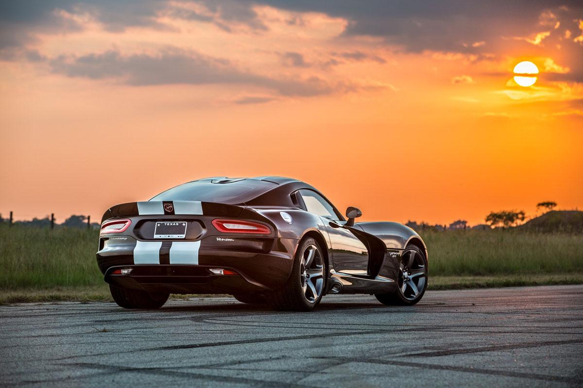 Hennessey Performance Venom 800 Dodge Viper