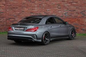 Schmidt Revolution Mercedes-AMG CLA45