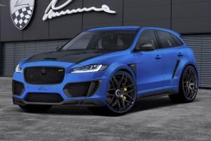 Lumma CLR F Jaguar F Pace