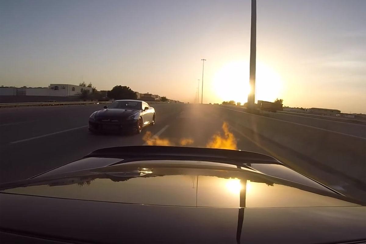 Nissan GT-R vs Chevrolet Corvette