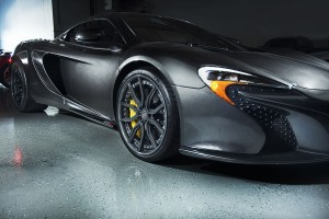 LOMA Wheels McLaren 650S with SP1-RSR Forged Wheels